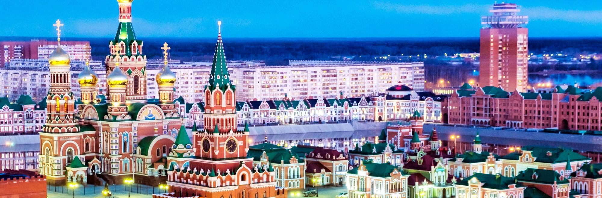 Уникальное место в России для отдыха и туризма